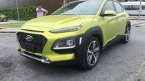 Cần bán xe Hyundai Kona sản xuất 2019, màu vàng