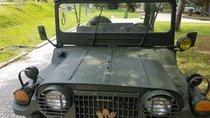 Bán Jeep A2 sản xuất 1980, nhập khẩu nguyên chiếc