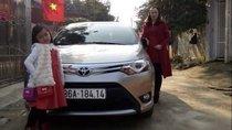 Bán Toyota Vios sản xuất năm 2016, màu bạc, nhập khẩu, giá 485tr