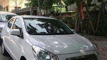 Bán lô xe mới Attrage Mt Eco màu trắng giá và khuyến mãi cực ưu đãi. Liên hệ em Huy 098 2222 610
