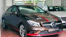 Mercedes CLA 200 màu nâu demo chính hãng Trường Chinh