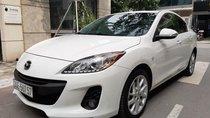 Bán Mazda 3 S sản xuất 2014, màu trắng, giá chỉ 468 triệu