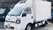 Bán xe tải Kia K200 đông lạnh tải 1.490 tấn, máy Hyundai nhập khẩu Hàn Quốc