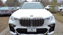 Bán ô tô BMW X7 xDrive 40i 2019, màu trắng, nhập khẩu, mới 100%. LH 0945.39.2468