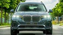 Bán ô tô BMW X7 xDrive 40i sản xuất 2019, màu đen, nhập khẩu, mới 100%. LH 0945.39.2468
