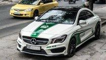 Cục đăng kiểm Việt Nam ra văn bản xử lý xe ô tô dán logo cảnh sát Dubai
