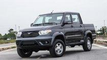 Xe bán tải Nga xâm nhập thị trường Việt, giá lăn bánh UAZ Pickup bao nhiêu tại Hà Nội và TP.HCM?