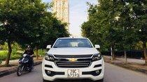 Cần bán Chevrolet Colorado 2.5 MT 4x2 đời 2017, màu trắng như mới, giá chỉ 470 triệu