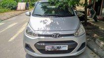 Cần bán gấp Hyundai Grand i10 1.0 MT năm sản xuất 2014, màu bạc