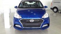 Cần bán xe Hyundai Grand i10 năm sản xuất 2019, màu xanh lam, giá cạnh tranh