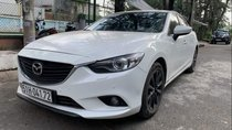 Bán Mazda 6 đời 2015, màu trắng, giá 620tr
