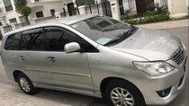 Bán Toyota Innova 2.0 G năm sản xuất 2013, màu bạc số tự động