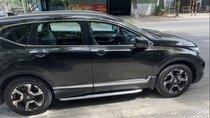 Chính chủ bán lại xe Honda CR V đời 2019, màu đen, xe nhập