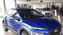 Cần bán Hyundai Kona năm sản xuất 2019, màu xanh lam, giá tốt