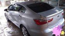 Bán Kia Rio năm sản xuất 2015, màu bạc chính chủ giá cạnh tranh