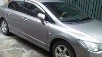 Cần bán Honda Civic năm 2008, màu bạc chính chủ, giá tốt