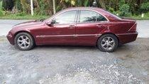 Chính chủ bán xe Mercedes C200 Kompressor SX 2002, màu đỏ, nhập khẩu