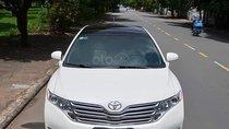 Cần bán xe Toyota Venza 2.7L đời 2009, màu trắng, nhập khẩu, 1 đời chủ