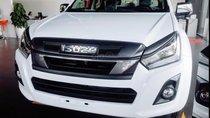 Bán xe Isuzu Dmax 1.9L sản xuất năm 2018, số tay, máy xăng, màu bạc, nội thất màu đen
