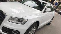 Bán Audi Q5 đời 2012 màu trắng, xe đi giữ gìn, chính chủ sử dụng