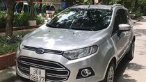 Bán Ford Ecosport bản Titanium 2016, màu bạc
