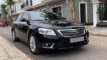 Bán Toyota Camry 3.5Q 2010 tự động màu đen xe mới tinh