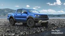 Bán Ford Ranger Raptor new sản xuất năm 2019, màu xanh lục, nhập khẩu nguyên chiếc
