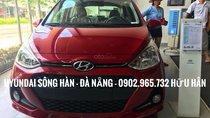 Bán xe Hyundai Grand i10 2019, màu đỏ, giá tốt nhất Đà Nẵng, chỉ cần 150 triệu để nhận xe, LH: 0902.965.732 Hữu Hân