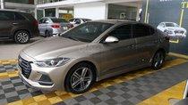 Bán ô tô Hyundai Elantra Sport Turbo 1.6AT năm sản xuất 2018, màu vàng