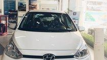 Bán Hyundai Grand i10 2019, màu trắng giao ngay, bao lăn bánh, hỗ trợ vay lên đến 80% LH: 0902.965.732 Hữu Hân