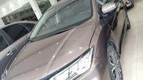 Cần bán xe Honda City Top 1.5 năm 2017, màu nâu, 545 triệu