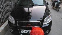 Cần bán xe Chevrolet Aveo đời 2014, màu đen, giá chỉ 255 triệu