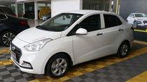 Bán Hyundai Grand i10 1.2AT đời 2017, màu trắng
