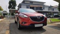 Bán Mazda CX9 màu đỏ 2015 tự động full nhập Nhật