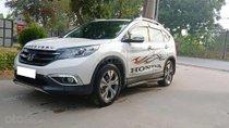 Cần bán xe Honda CRV 2.4 model 2015, màu trắng bản full option