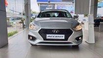Bán Hyundai Accent năm 2019, màu bạc hỗ trợ trả góp đến 80%