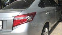 Bán ô tô Toyota Vios sản xuất năm 2017, màu bạc