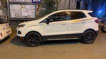 Bán Ford EcoSport Titanium Black 1.5L AT 2016, màu trắng, ít sử dụng