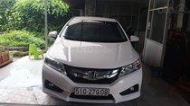 Bán xe Honda City CVT sản xuất 2016, màu trắng như mới, giá tốt