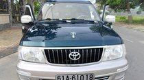 Toyota Zace dòng cao cấp GL, SX 12/2005, mới như xe hãng, không có chiếc thứ 2, xanh vỏ dưa