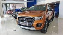 Bán Ford Ranger Wildtrak 4x4 năm 2019, xe nhập