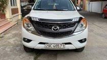Bán xe Mazda BT 50 đời 2015, màu trắng, nhập khẩu, tên công ty