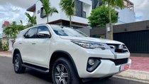 Bán Toyota Fortuner 2.4G MT đời 2017, màu trắng, nhập khẩu nguyên chiếc