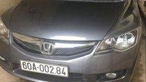 Gia đình bán xe Honda Civic đời 2010, màu xám, nhập khẩu