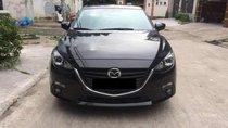 Chính chủ bán xe Mazda 3 2017, màu đen