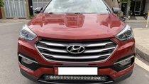 Bán Hyundai Santa Fe 2.2 AT sản xuất năm 2017, màu đỏ