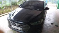 Bán Hyundai Elantra năm 2018, màu đen, xe nhập, 500tr