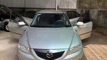 Bán xe Mazda 6 sản xuất năm 2004, màu bạc