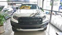Cần bán xe Ford Ranger Raptor 2019, màu trắng, nhập khẩu nguyên chiếc