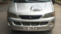 Bán lại xe Hyundai Starex đời 2000, màu bạc, xe nhập